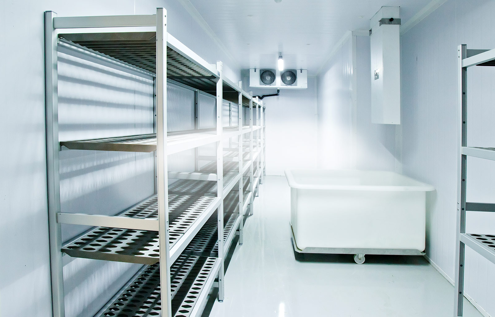 Walk in Cooler and Refrigeration Repair